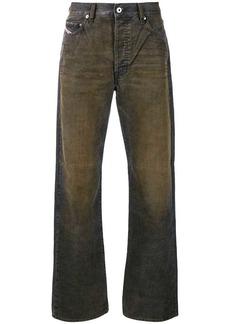 Diesel straight cut jeans