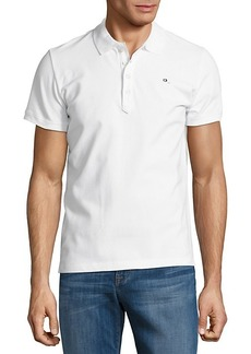 Diesel Stretch-Cotton Polo