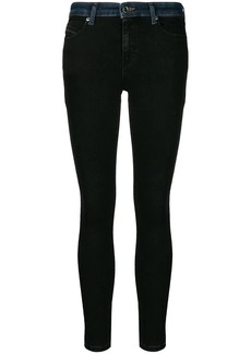 Diesel super skinny jeans in reform denim