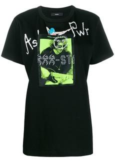 Diesel T-Daria-Y printed T-shirt