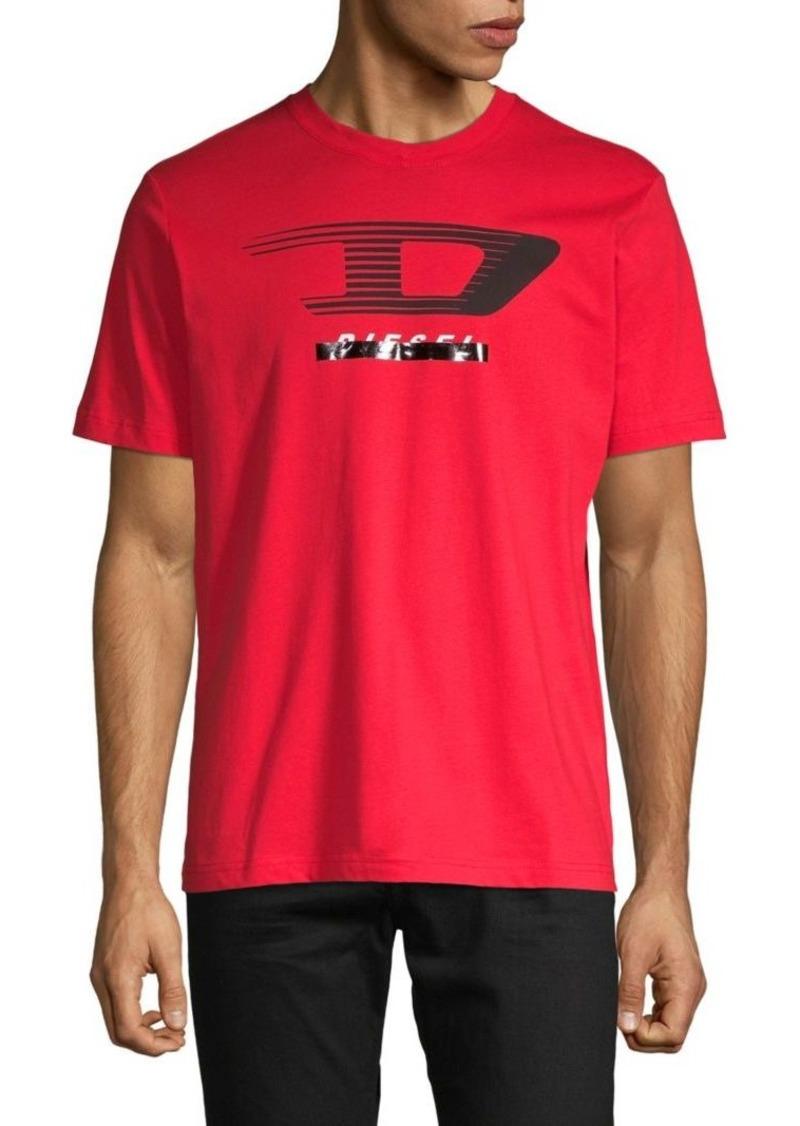 Diesel T-Just-Y4 Logo T-Shirt