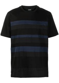 Diesel T-Loud striped T-shirt