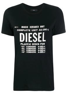 Diesel T-Sily-ZF T-shirt