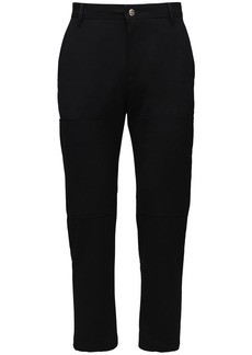 Diesel Tailored Cool Wool Blend Pants