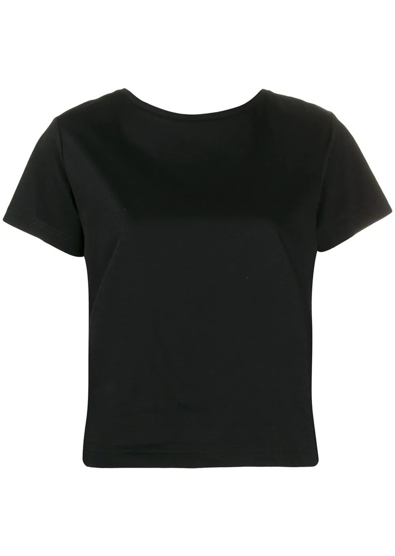 Diesel tape detail T-shirt