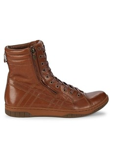 Diesel Tatradium D-Val Leather Boots