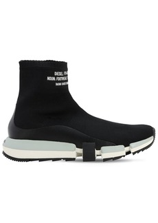 Diesel Techno Knit Sock Sneakers