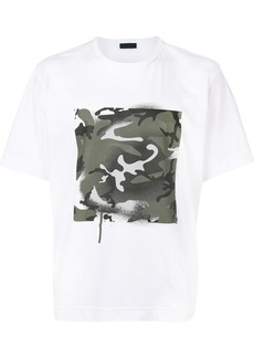 Diesel Teorial Spray T-shirt