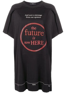 Diesel The Future is Here oversized T-shirt