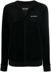 Diesel UFLT-BONSHIN-Z zip up sweatshirt