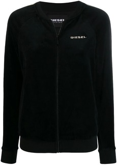 Diesel UFLT-BONSHIN-Z zip up sweatshirt