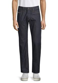 Diesel Viker Cotton Straight Leg Jeans