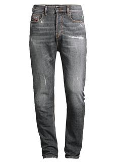 Diesel Vinder Distressed Skinny Jeans