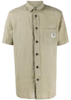 Diesel washed linen shirt