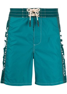 Diesel Wave Long swim shorts
