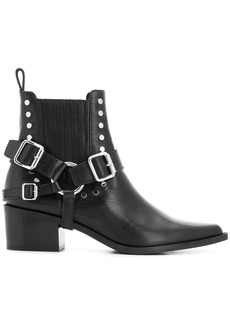 Diesel Western ankle boots