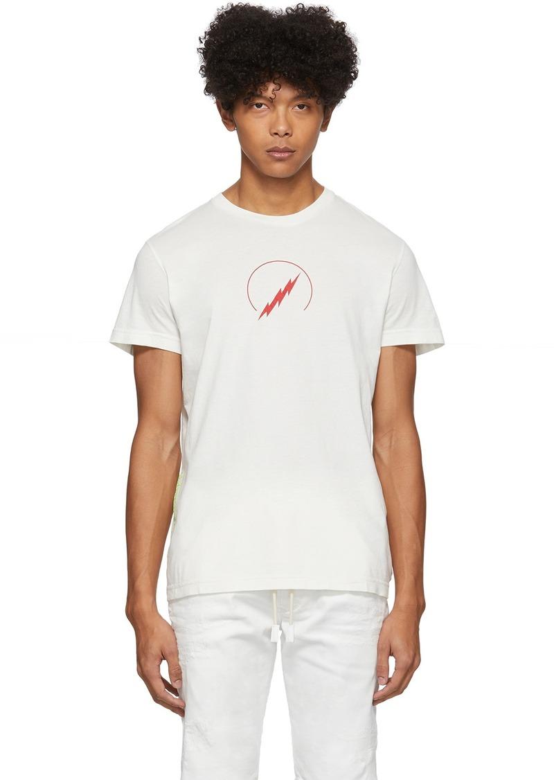 Diesel White Diego-JS T-Shirt