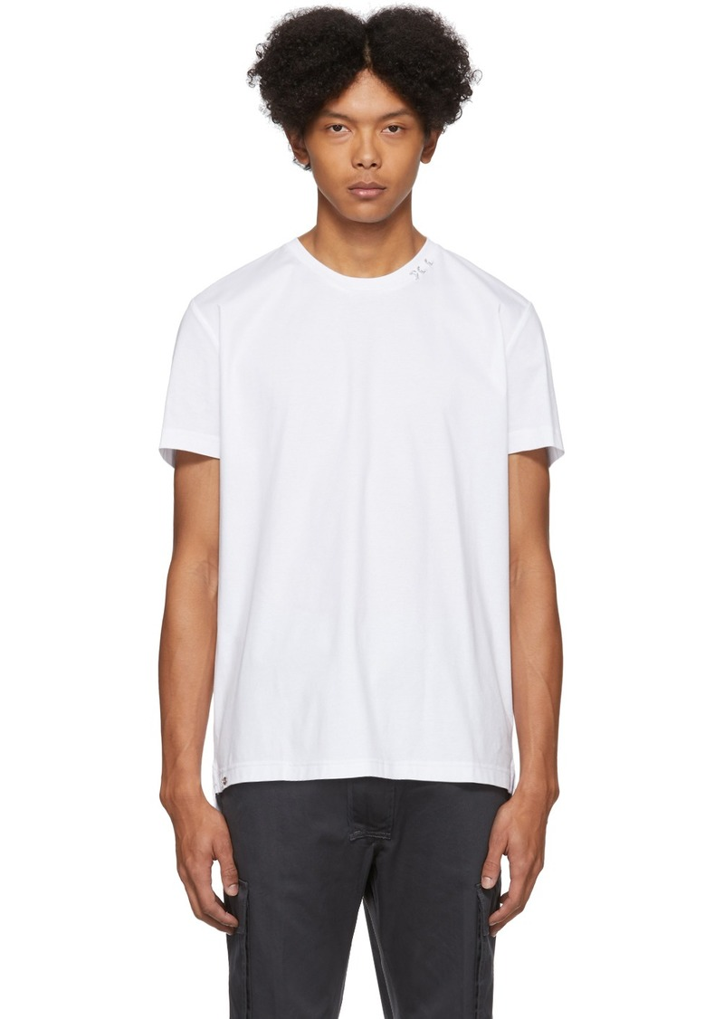 Diesel White T-Grossi T-Shirt