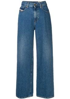 Diesel wide-leg jeans