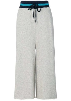 Diesel wide-leg sweatpants