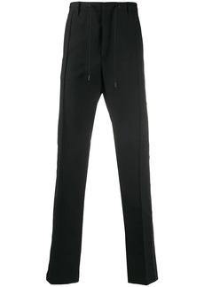 Diesel snap side trousers