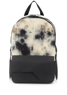 Diesel x A-COLD-WALL* tie-dye print backpack