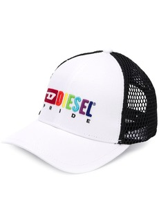 Diesel x Pride visor hat
