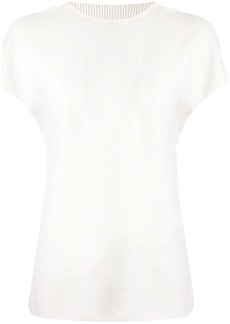Dion Lee corrugated pleated top
