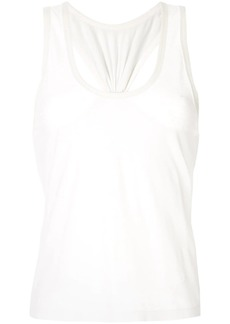 Dion Lee cinched raver back tank