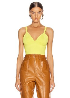 Dion Lee Density Bralette Top