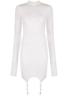 Dion Lee garter mini dress