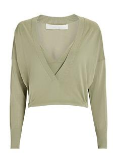 Dion Lee Layered Loop Sweater