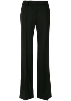 Dion Lee low-waist pleated trousers