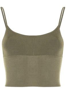 Dion Lee ribbed cropped top