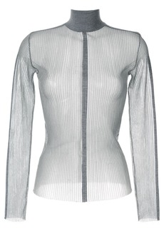 Dion Lee sheer fitted top