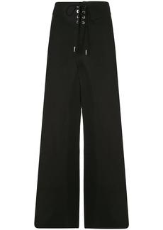 Dion Lee Taekwondo wide-leg trousers