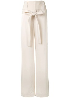 Dion Lee waist-tied tailored trousers