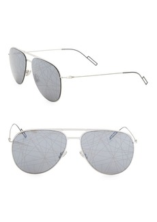 DIOR HOMME 15MM Aviator Sunglasses