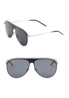 DIOR HOMME 59MM Aviator Sunglasses