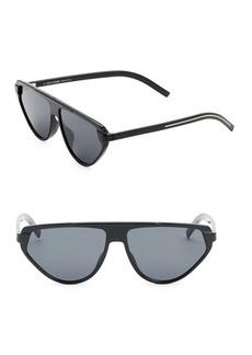 DIOR HOMME 60MM Aviator Sunglasses