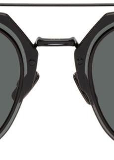 DIOR HOMME Black Composit 1.0 Sunglasses