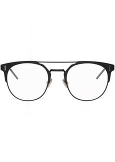 DIOR HOMME Black Composit01 Glasses