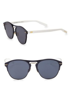 DIOR HOMME Chrono 54MM Clubmaster Sunglasses