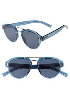 DIOR HOMME Dior Fraction5 50mm Sunglasses