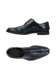 DIOR HOMME - Laced shoes