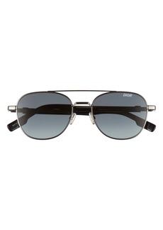 Dior Homme 52mm Aviator Sunglasses