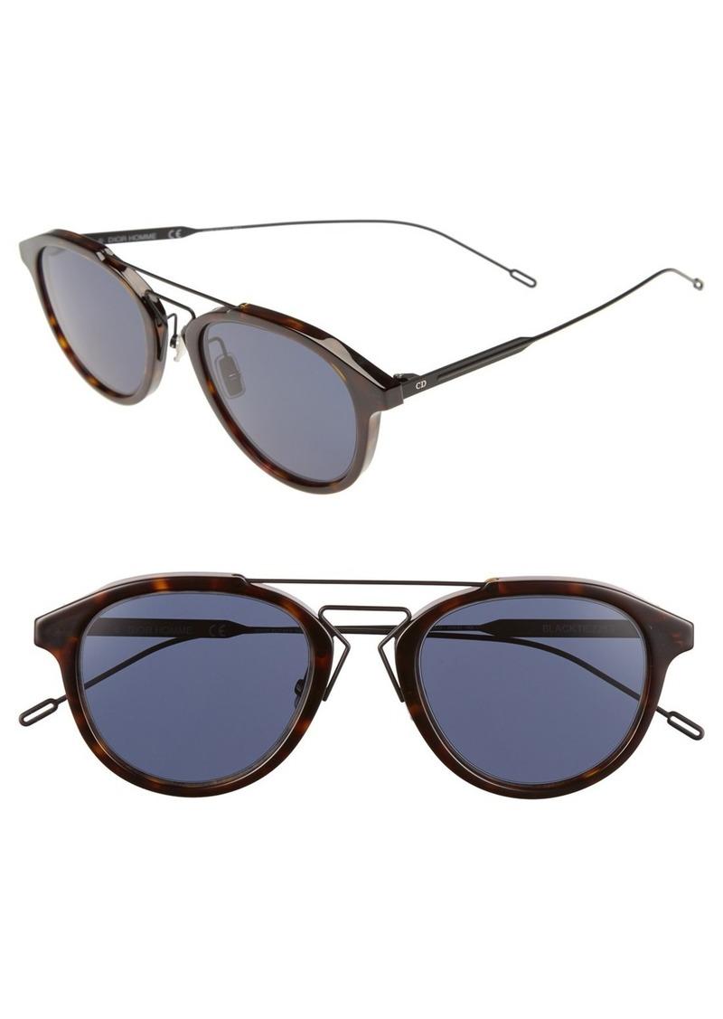Dior Homme 52mm 'Black Tie' Sunglasses