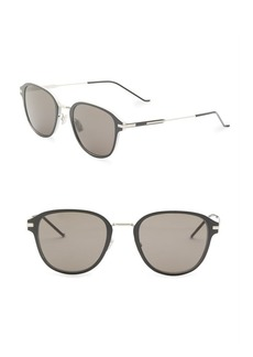 DIOR HOMME 52MM Square Sunglasses