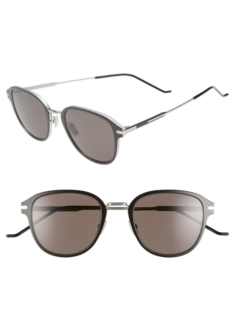 Christian Dior Dior 55mm Wire Sunglasses