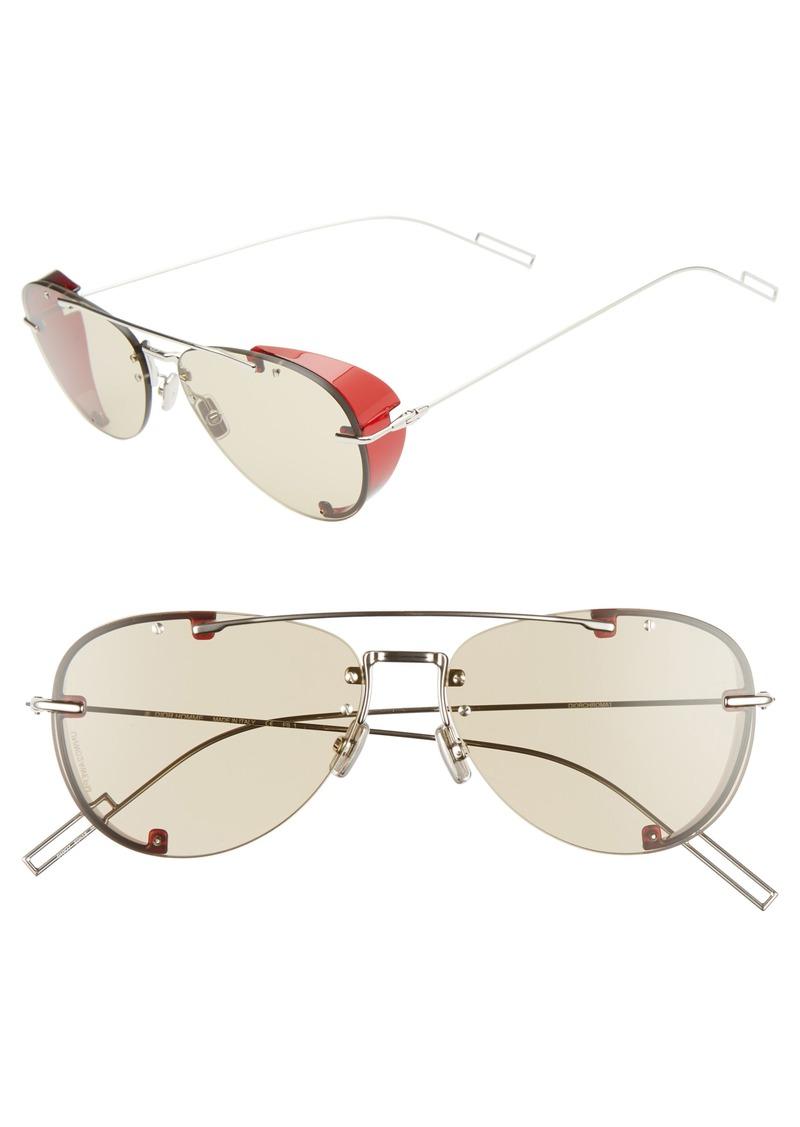 c82b65290999 Christian Dior Dior Homme 59mm Aviator Sunglasses